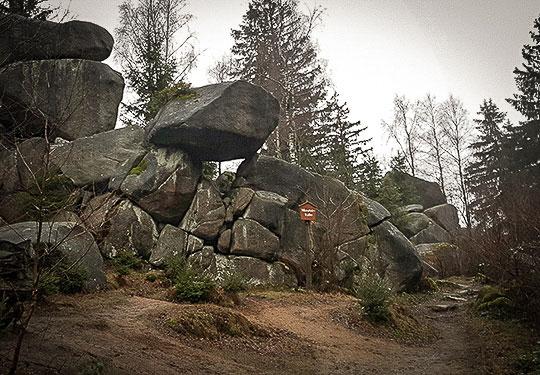 Kästeklippen-Harz- Mausefalle