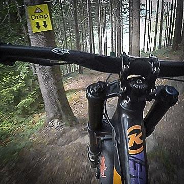 Downhill-Strecke6-Drop - MSBXTrail-SanktAndreasberg-Harz